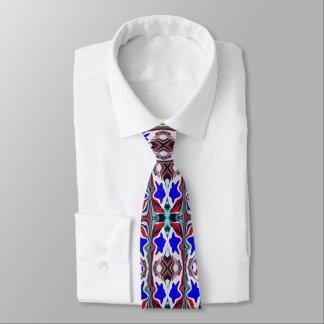 Cravates Étoile bleue