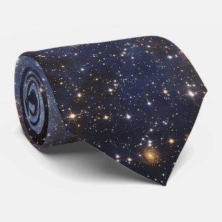 Cravates Étoile de la main gauche 95 formant la NASA de