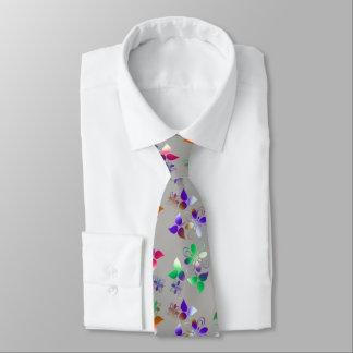Cravates Examiné multicolore