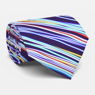 Cravates Fractale multi de rayure
