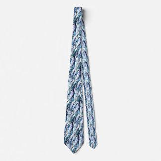 Cravates Fumée bleue