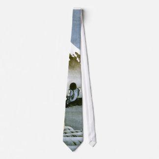Cravates garçon de 北斎 et beaux-arts de Mt Fuji