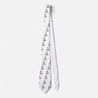 Cravates Gardez le calme et appelez un ingénieur