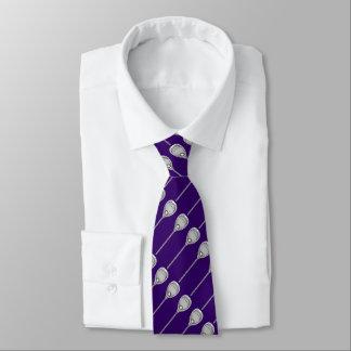 Cravates Gardien de but de lacrosse