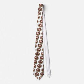 Cravates Gaufres belges avec des fraises
