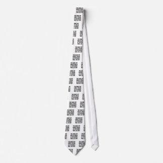 Cravates Genoux faibles