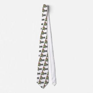 Cravates Gnome drôle de butin de Sayin de gnome