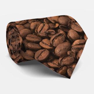 Cravates Grains de café rôtis d'arabica - Brown