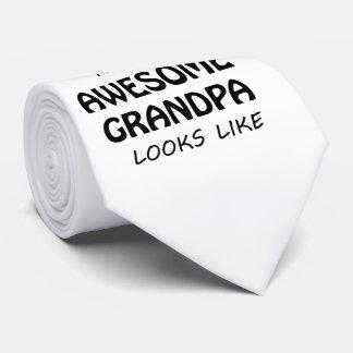 Cravates Grand-papa impressionnant