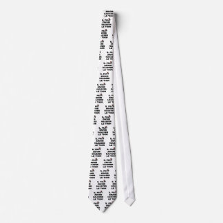 Cravates IL FAUT SAVOIR HAUSSER LE THON - Jeux de mots