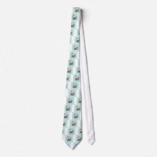 Cravates Japonais de montagne de vue de paysage de point de