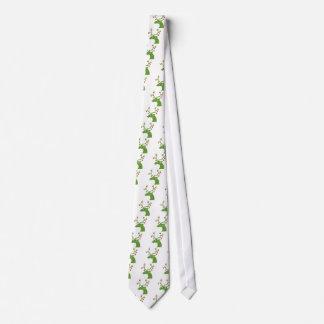 Cravates Joie de vacances de Noël de renne