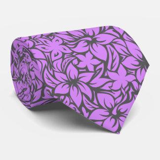 Cravates Ketmie hawaïenne de baie de Moloaa Aloha -