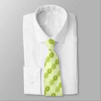 Cravates kiwis