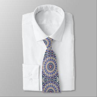 Cravates La géométrie aztèque