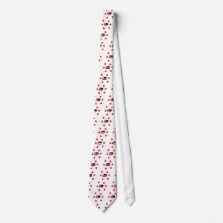 Cravates Langue de Te Reo et conception maorie de drapeau