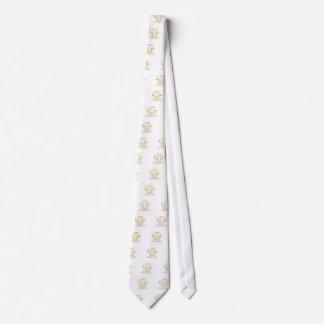 Cravates Le foie est bière mauvaise avec la chemise de