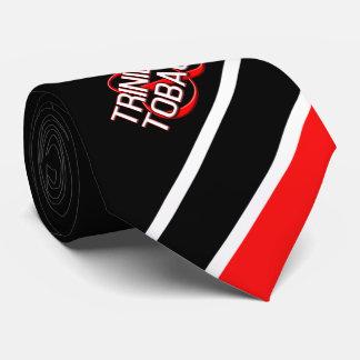 Cravates Le Trinidad et le Tobago (noir)