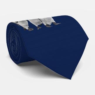 Cravates Les trois Rois Tie Double Sided (marine)