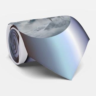 Cravates Loups dans le paysage d'hiver de Milou