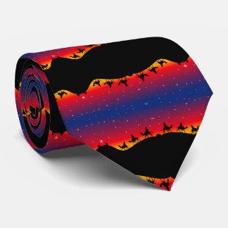 Cravates Magi de Noël