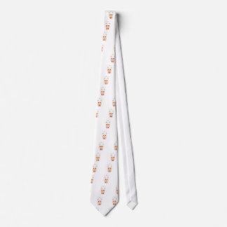 Cravates Maïs éclaté mignon de Kawaii