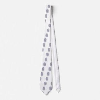 Cravates Masque de Hannya et dessin de poissons de Koi