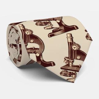 Cravates Microscope vintage