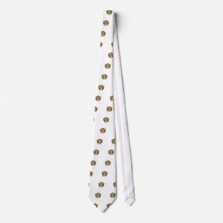 Cravates Mignon ne parlez aucun singe mauvais Emoji