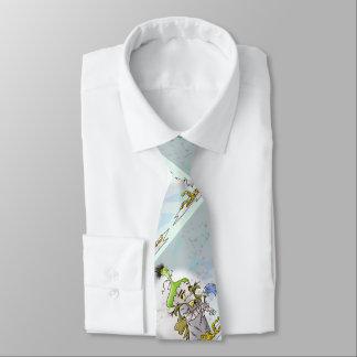 Cravates Monstre ÉTRANGER de ROBOT de BEURRE de FRANKY