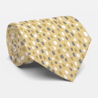 Cravates Motif boueux de limandes
