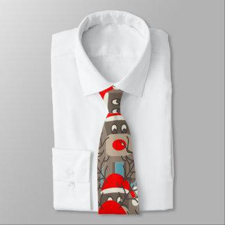 Cravates Motif de renne