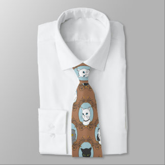 Cravates Motif mignon de chats