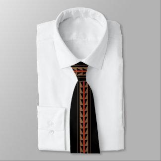 Cravates Noir de conception d'épine dorsale