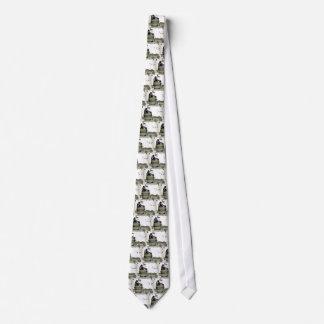 Cravates noir du football + entraînement blanc d'équipe