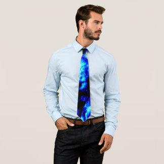 Cravates Nuit bleue
