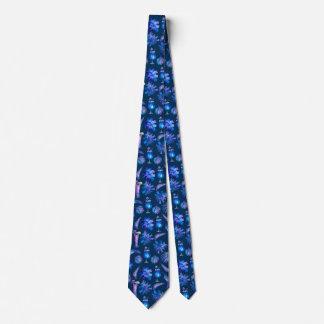 Cravates Nuits tropicales