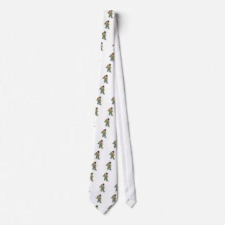 Cravates Observateur dans les bois