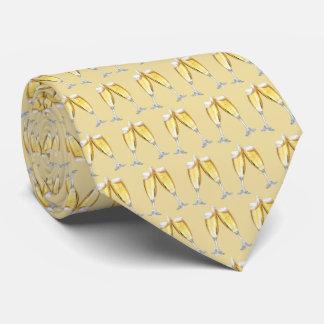Cravates Pain grillé de Champagne
