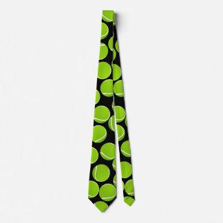 Cravates Partie de balles de tennis de personnaliser