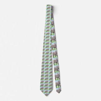 Cravates Petit éléphant