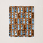 Cravates pour des types - Brown Puzzles
