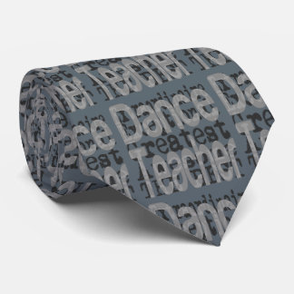 Cravates Professeur de danse Extraordinaire