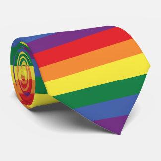Cravates Rayures de la conception | de drapeau de fierté de