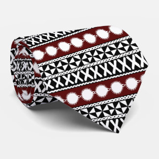 Cravates Rayures de Masi de Fijian