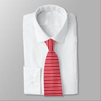 Cravates Rayures épaisses et minces de Bourgogne et de