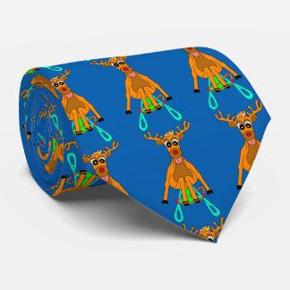 Cravates Renne de Sledging
