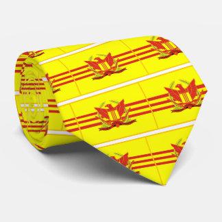Cravates République de drapeau de forces militaires du