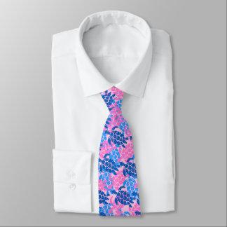Cravates Rose de Hawaïen de tortue de mer de Honu Aloha -