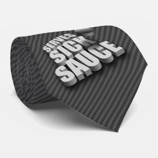 Cravates Sauce malade à services (hockey)